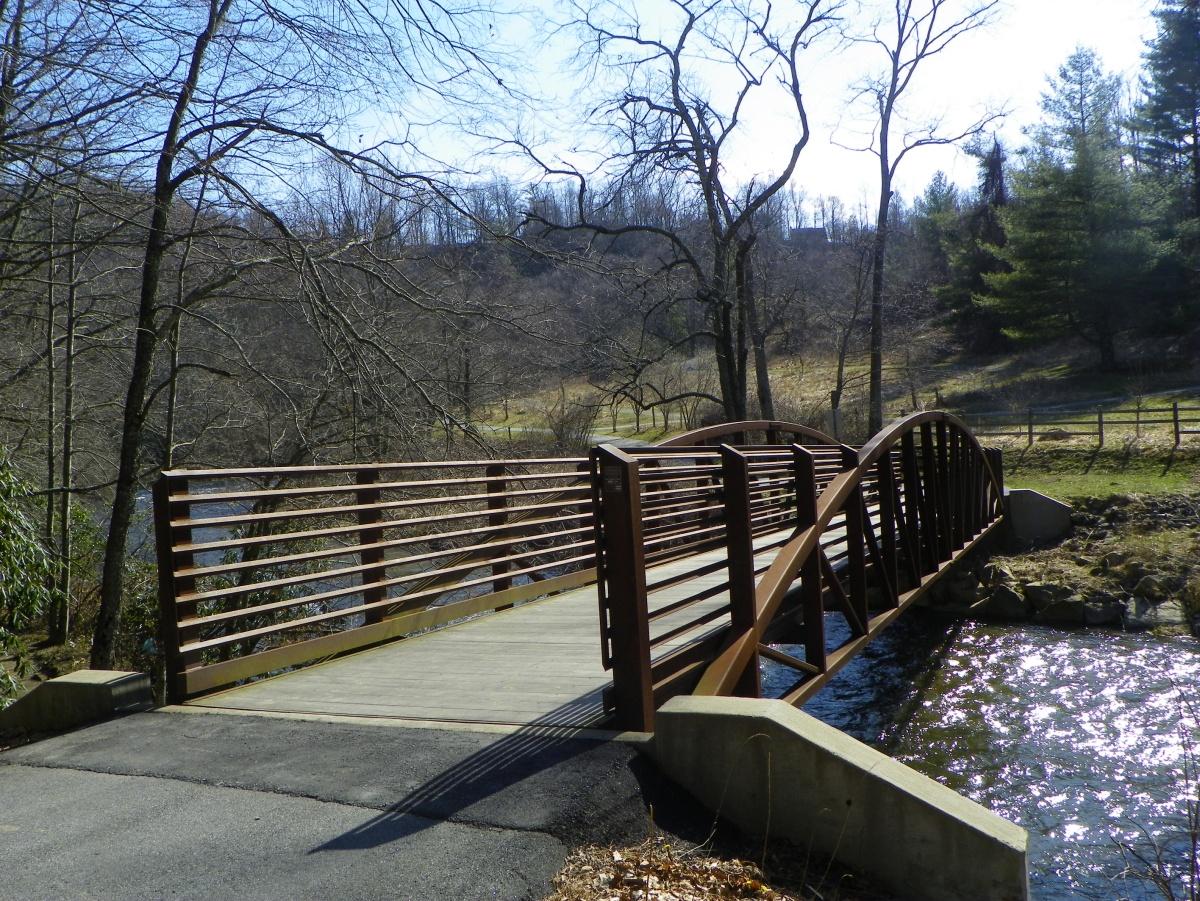 Hiking Trails: GREENWAY TRAIL, Boone