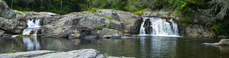 Linville Falls- Upper Falls