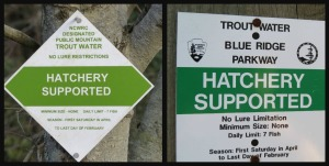 hatchery supported