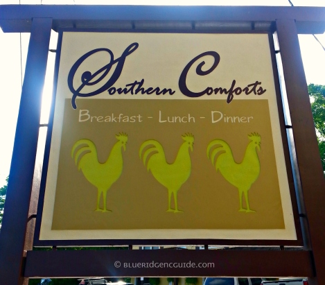 Restaurant Review: SOUTHERN COMFORTS, Blowing Rock