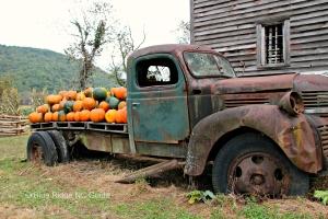 Harvest Farm Corn Maze truck