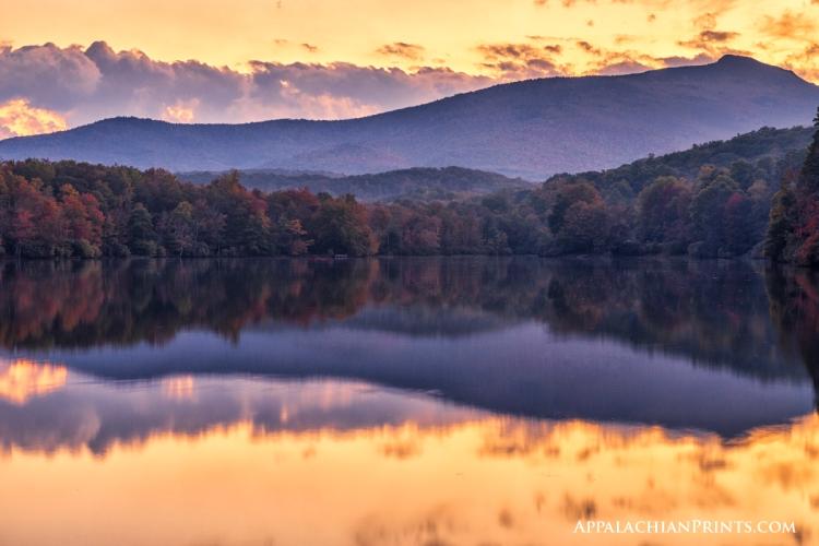 Victor Ellison Appalachian Prints Reflections