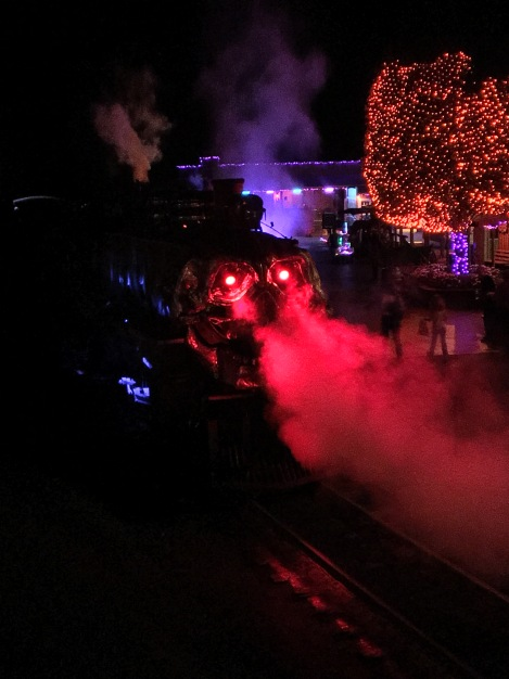 Annual Events: GHOST TRAIN at TWEETSIE RAILROAD, Blowing Rock