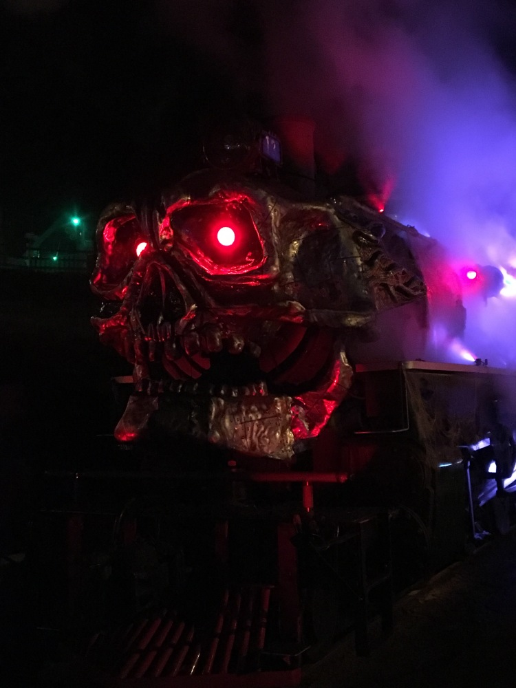 Do you have what it takes to ride the Ghost Train?